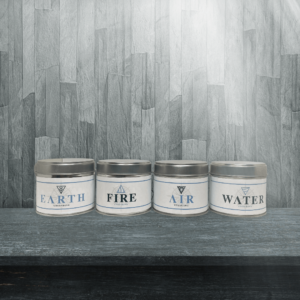 The Four Elements Collection – The Soy Candles