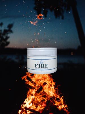 Fire -Hand Made Wax Melt