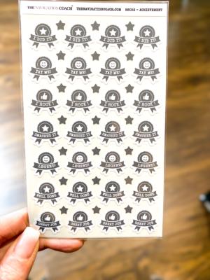 Sticker 5 pack