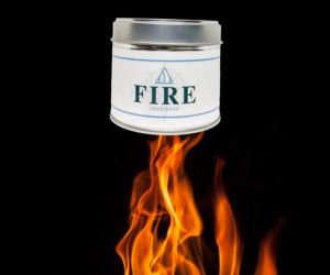 Fire – Hand Made Candle
