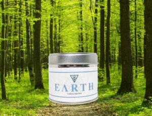 Earth – Hand Made Candle