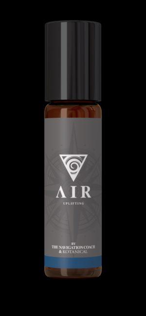 Air organic essential oil roller ball